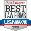 Best Lawyers Best Law Firm US News 2016